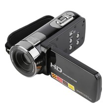 NEW 3.0 inch FHD 1080P 16X Optical Zoom 24MP Digital Video Camera Camcorder DV FREE SHIPPING RUSSIAN SPANISH