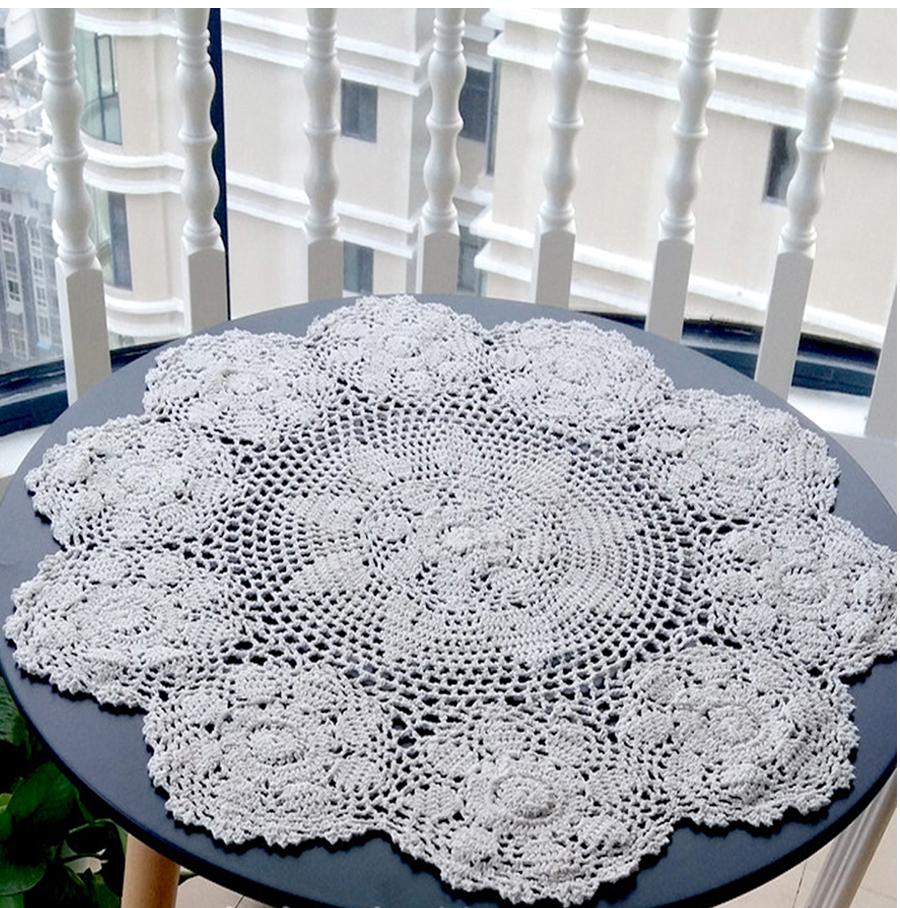 Crochet Coasters (9)