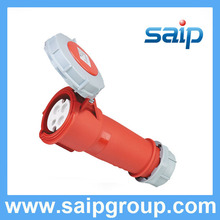 Free Shipping 400V International Industrial Connectors/Industrial Socket IP67 SP556