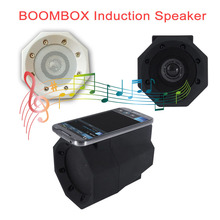 Wireless Touch Induction Boom Box Speaker Boombox Mini Stereo Bass Soudbox Mutual Inductance Mobile Phone Outdoor Speakers(China)