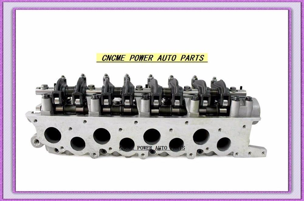 4D56 D4BA D4BAT Cylinder Head Assembly ASSY For Mitsubishi Montero Pajero L300 DELICA Canter Besta Bongo 2