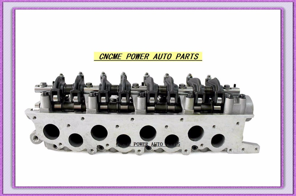 4D56 D4BA D4BAT Cylinder Head Assembly ASSY For Mitsubishi Montero Pajero L300 DELICA Canter Besta Bongo 2.5L MD185926 908 612 908612 (3)