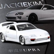 JADA 1:32 scale High simulation alloy model car,Toyota 1995 metal cars,High quality toy models,free shipping(China)