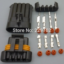D580 LS1 LS6 4 pin Auto Ignition Coil Pack CoilPack Connector Case For Camaro Corvette Trans Am Car electrical connectors plug