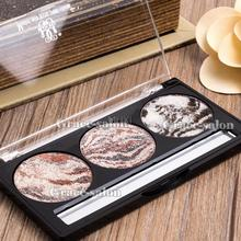 Pro Nude Colors Makeup Baked Eyeshadow Palette Neutral Bake Eye Shadow Nude Warm