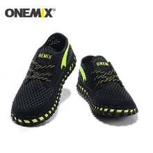 Buy ONEMIX Men's Sport Sneakers Summer Arch Sneakers Portable Shoes Breathable Mesh Sports Professional Men Running Shoes for $35.20 in AliExpress store