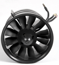 FMS Model 90mm EDF Power System with 12 Blade Fan