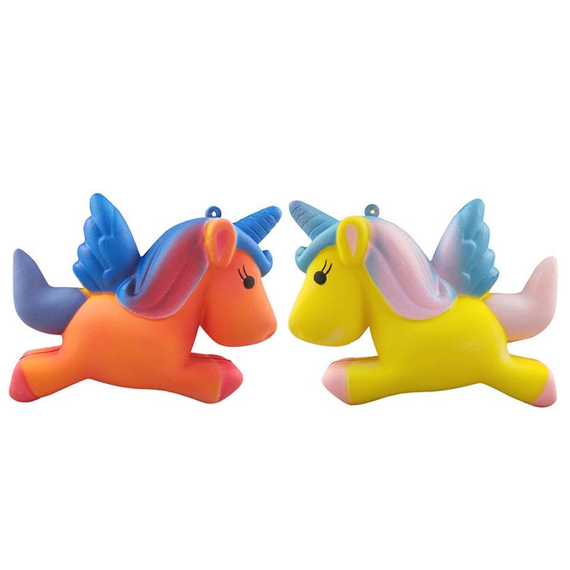 Pegasus Warm Color Change Squishy Toy 4