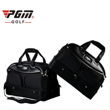 PGM Top Quality Golf Clothing Bag For Man Waterproof Nylon High Capacity Durable Golf Bag For Shoes Handbag Free Shipping(China)