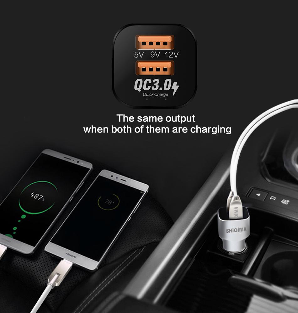 xiaomi car charger