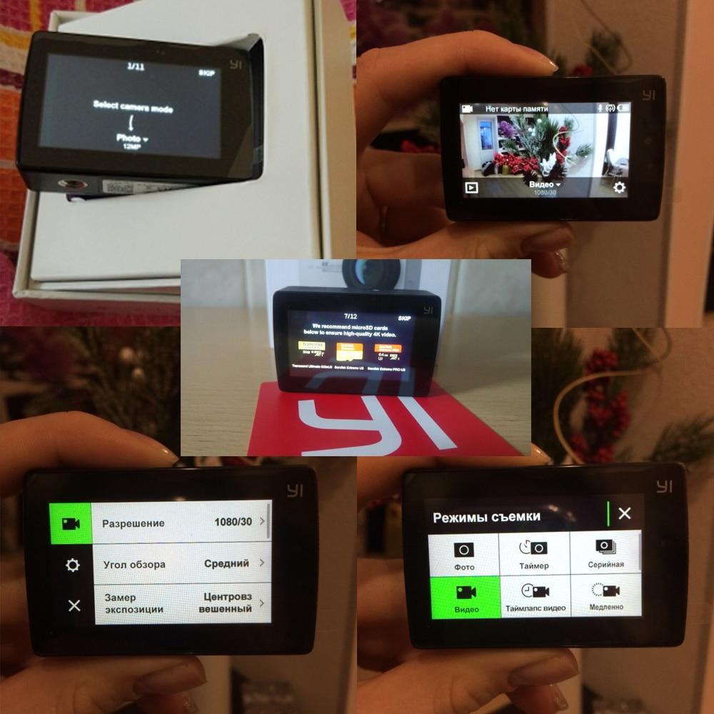yi 4k action camera real photo-2
