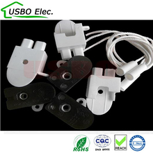 High quality European regulation 200 pull switch eu wall led lamp light cable switch 10pcs