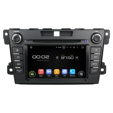 Android 5.1.1 Car DVD Player Fit for Mazda CX-7 CX7 2012 2013 GPS Navigation 3G Wifi Radio ROM 16G Quad Core 1024*600
