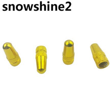 snowshine2 #3522 4Pc BicycleWheel Rim Tyre Stem Air Valve Caps Dust Cover    wholesale