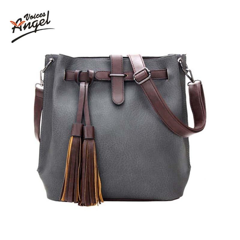 Angel Voices! 2017 new women PU leather handbag famous brands women handbags messenger bags shoulder bag female bag pouch TNT5<br><br>Aliexpress