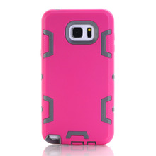 Couqe Cases For Apple iPod Touch 5 Armor Hard Back Cover Shock Proof Armor Cell Phone Skin Fundas Capa For iPod Case *<