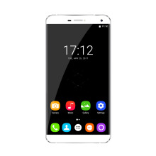 Best selling! Oukitel U11 PLUS RAM 4GB ROM 64GB 4G mobile phone Octa Core Android 7.0 Press fingerprint sensor Smartphone