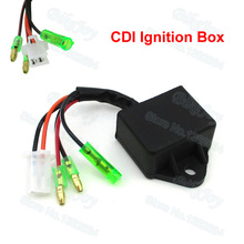 Ignition CDI Box For  Moped Scooter 50cc 2 Stroke JOG ZUMA VINO MINARELLI 1E40QMB