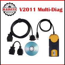 Best of V2011 Multi-Di@g Access J2534 Pass-Thru OBD2 Device actia multidiag Multi Diag Multi-Diag access passthru xs j2534 v2011(China)