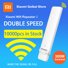 English Version Original Xiaomi Mi WIFI Repeater 2 Amplifier Extender Signal Boosters Repeater WiFi Wireless For xiaomi Router(China)