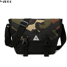 Unique design nylon men shoulder bags casual Hot Sale crossbody bags men travel luggage bag men messenger school bags