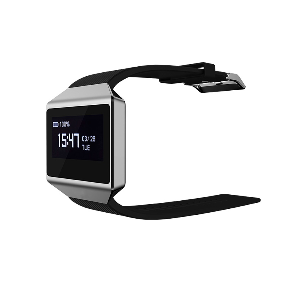 CK12 graphene smart watch ECG heart rate blood pressure sleep monitoring smart wristbands for android ios pedometer sport watch 1