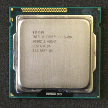 Intel Core i7-2600K 3.4GHz SR00C Quad-Core LGA 1155 CPU i7 2600K Processor(China)
