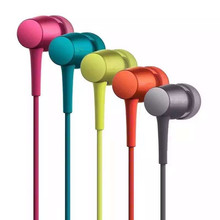 3.5mm jack in ear headset bass earphone stereo headphone earplugs with mic for sony xiaomi samsung iphone earbuds