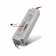 100-240Vac to 9-48VDC ,33.6W ,700ma constant current IP67 UL  power supply ,Led light,led signboard driver ,LPC-35-700