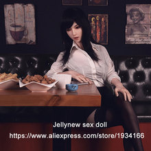 165cm Metal Skeleton Solid Sex Doll Silicone Vagina Breast 3-holes Oral Sexy Anal Adult Products Rubber Pussy Love Doll Uk170