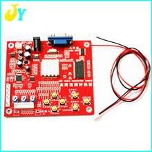High Definition Red CGA to VGA CVBS Arcade Game Video Converter Board for CRT LCD PDP Monitor(China)