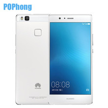Original 5.2 Inch Huawei G9 Lite 3GB RAM 16GB ROM Fingerprint Octa Core Cell Phone MSM8952 Kirin 650 Android 13.0MP Dual SIM P