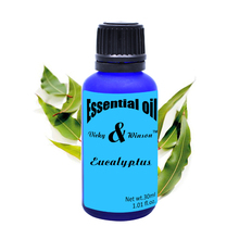 Vicky&winson Eucalyptus 30ml water-soluble aromatherapy essential oils aromatherapy lamp humidifier special bedroom sleep VWXX1(China)