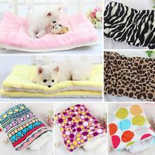 Hot Sale Dog Cat Bed Soft Warm Sleep Mat Dog Cat Rest Blanket Breathable Pet Cushion
