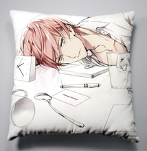 Anime Manga TEN COUNT Pillow 40x40cm Case Cover Seat Bedding Cushion 004(China)