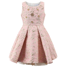 ChildDkivy Baby Girl Princess Dress 3-12 Years Kids Sleeveless Autumn Winter Dresses for Toddler Girl Children Fashion Clothing