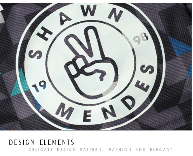 Shawn Mendes Illuminate Backpack (14)