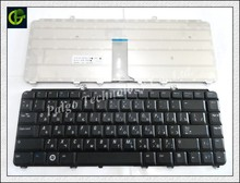 New Russian RU Keyboard for Dell inspiron 1400 1520 1521 1525 1526 1540 1545 1420 1500 XPS M1330 M1530 PP29L M1550 Black(China)