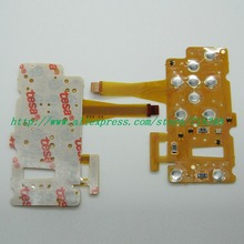 5PCS/ NEW Keyboard function Button Flex Cable Repair Part For Fuji FUJIFILM F460 F470 Digital Camera