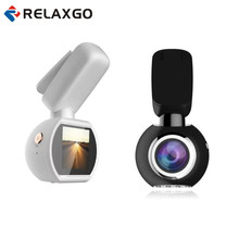 Relaxgo Wifi Mini Car Camera GPS Logger FHD 1080P Dash Cam Car DVR Video Recorder Auto Registrator Night Vision Remote Control(China)