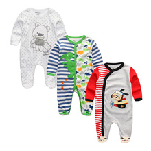 Kids Fashion Foot Cover Rompers Jumpsuit Next Baby Clothing Baby Girl Boy Clothes Full Sleeve Newborn Blanket Sleepers
