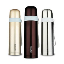 500ml High-Quality Stainless Steel Thermos Flasks Tepmoc Vacuum Thermo Mugs cup Thermoses garrafa termica infantil termos coffee