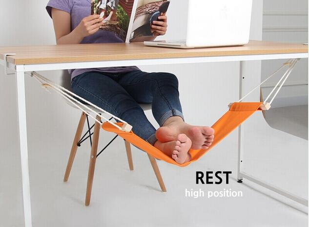 5pcs/lot small hammock as household products HAMMOCK to Relieve foot fatigue to relax office tools Large Hanging bed<br>
