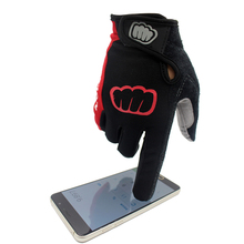 2017 Morethan Cycling Gloves Men Sports Full Finger Anti Slip Gel Pad Motorcycle MTB Road Bike Bicycle Winter Gloves Long Finger