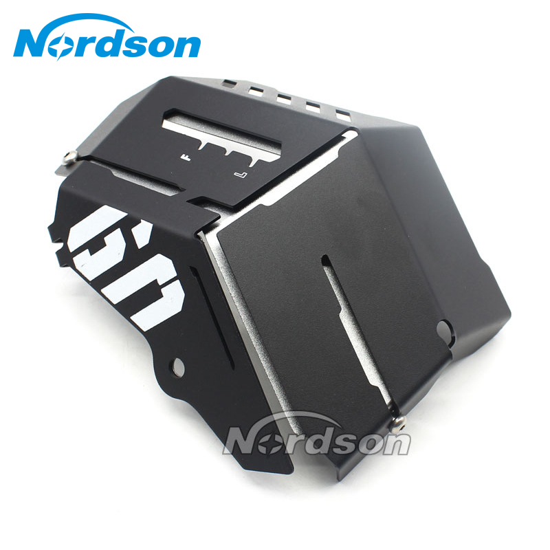 New High quality Aluminum Motorcycle Radiator Water Coolant Reservoir Tank Guard Cover For Yamaha MT-09 FZ-09 6 Color New<br>