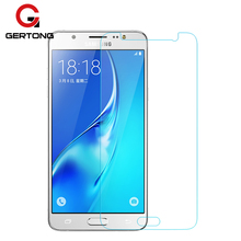 Screen Protector Tempered Glass For Samsung Galaxy A3 A5 A7 2016 S7 S5 S4 S3 J1 mini J2 J3 J5 J7 2016 Core 2 Xcover 3 S6 Active(China)