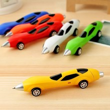 6pcs/set Novelty Diecasts & Toy Vehicles Classic Cars Ballpoint Pens Children Office & School Supplies Meeting Advertising pen