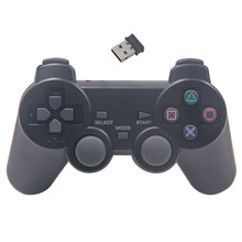 Gamepad Wireless Bluetooth Controller For PC PS 3 PC 360 Controller Game Joystick With 400mAh Rechargeable Bluetooth Receiver