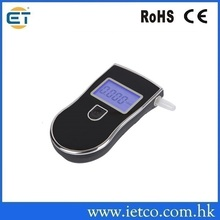 Hot selling Professional Police Digital Breath Alcohol Tester Breathalyzer(China)
