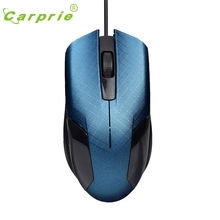 CARPRIE MotherLander For PC Laptop Fashion 1200 DPI USB Wired Optical Gaming Mice Mouse Jan18